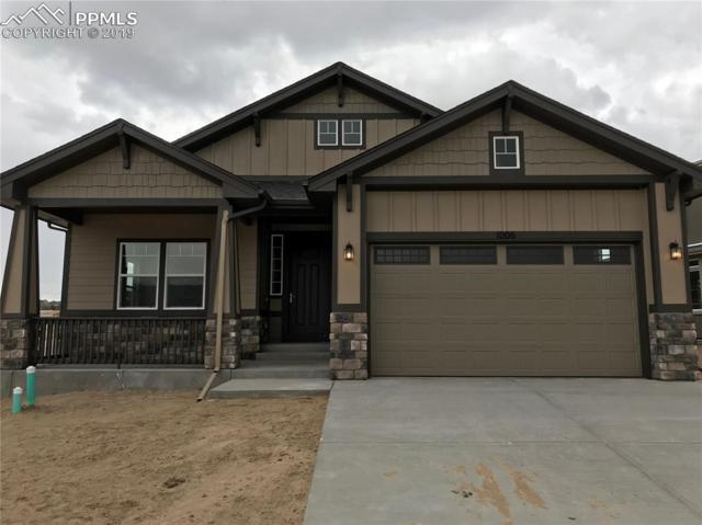 1006 Kelso Place, Colorado Springs, CO 80921 (#6442190) :: The Hunstiger Team