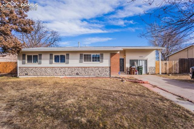1209 Rosemont Drive, Colorado Springs, CO 80911 (#6475836) :: The Hunstiger Team