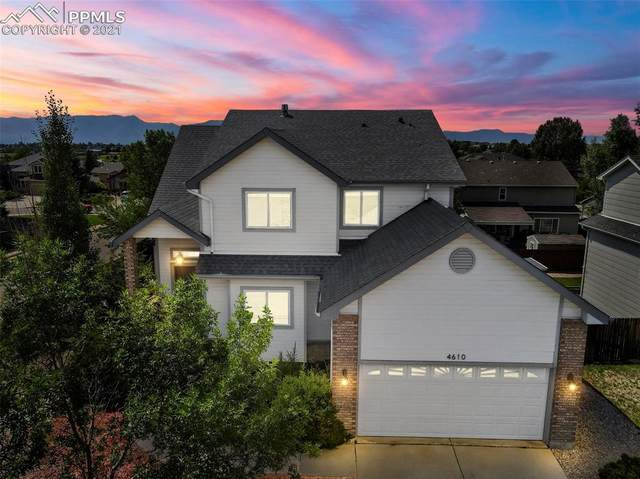 4610 Squirreltail Drive, Colorado Springs, CO 80920 (#6479368) :: Finch & Gable Real Estate Co.