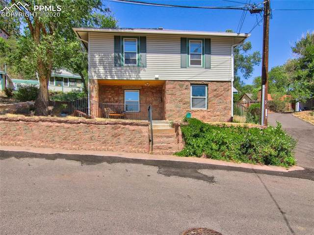 14 Waltham Avenue, Manitou Springs, CO 80829 (#6484793) :: Action Team Realty