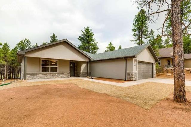 1311 Firestone Drive, Woodland Park, CO 80863 (#6487405) :: 8z Real Estate