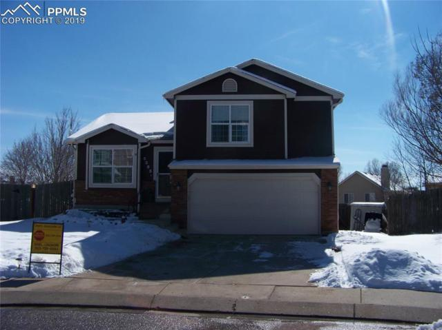 5385 Tupper Court, Colorado Springs, CO 80923 (#6489218) :: Jason Daniels & Associates at RE/MAX Millennium
