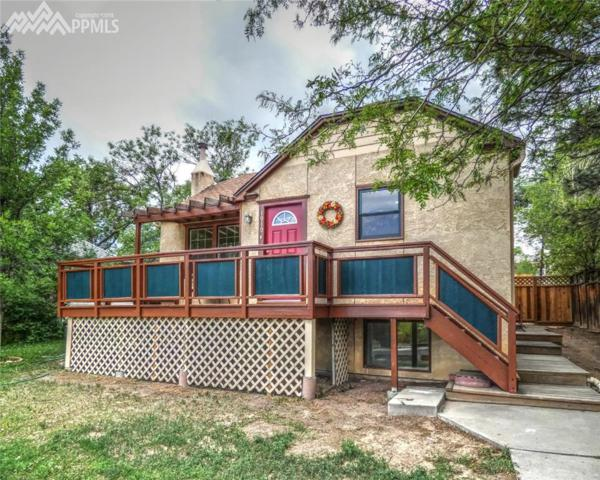 1910 N Chestnut Street, Colorado Springs, CO 80907 (#6532603) :: The Treasure Davis Team