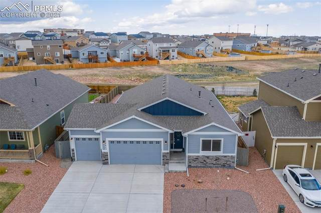 9823 Aberdale Court, Peyton, CO 80831 (#6543872) :: Venterra Real Estate LLC