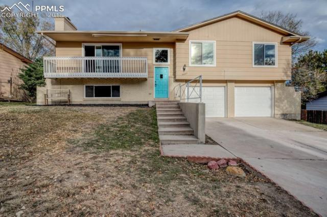 2607 Penacho Circle, Colorado Springs, CO 80917 (#6545573) :: Jason Daniels & Associates at RE/MAX Millennium