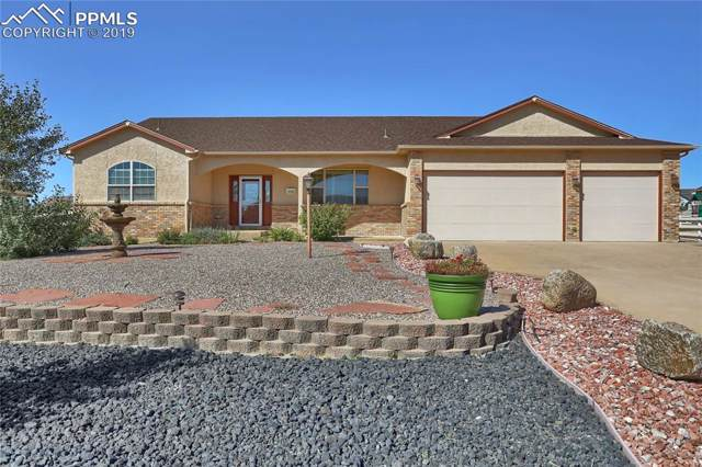 9303 Rockingham Drive, Peyton, CO 80831 (#6574756) :: Action Team Realty