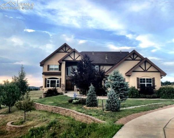 19735 Knights Crossing, Monument, CO 80132 (#6588811) :: Harling Real Estate