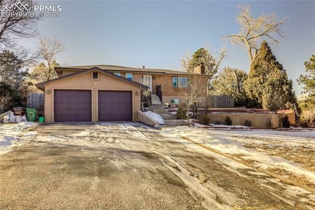 1810 Darley Drive, Colorado Springs, CO 80915 (#6600635) :: The Daniels Team