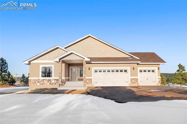 4160 Highview Drive, Colorado Springs, CO 80908 (#6611284) :: Action Team Realty