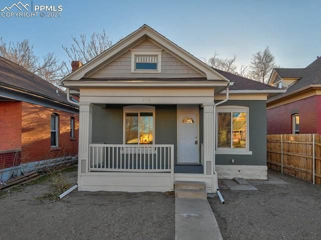 216 W Evans Avenue, Pueblo, CO 81004 (#6624752) :: The Dixon Group
