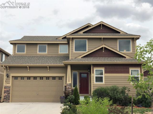 1387 Celtic Street, Colorado Springs, CO 80910 (#6629388) :: Jason Daniels & Associates at RE/MAX Millennium