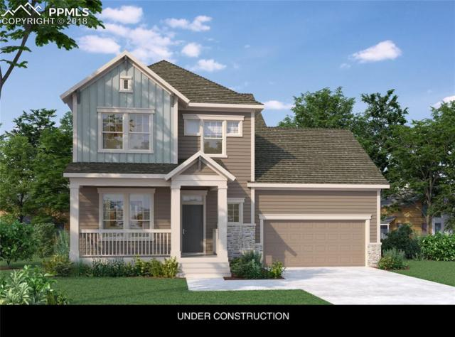 1201 Lady Campbell Drive, Colorado Springs, CO 80905 (#6634756) :: The Hunstiger Team