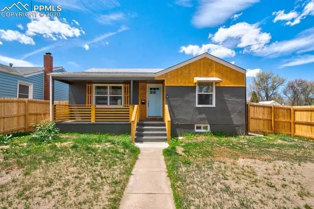 130 N Meade Avenue, Colorado Springs, CO 80909 (#6679492) :: 8z Real Estate