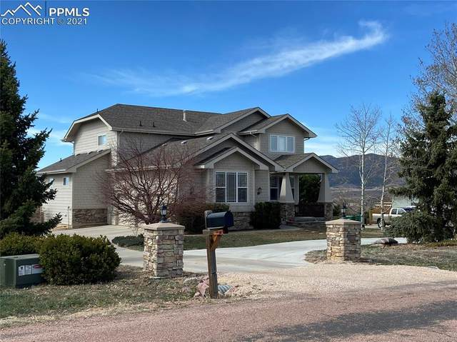 1225 Bowstring Road, Monument, CO 80132 (#6682344) :: Fisk Team, eXp Realty