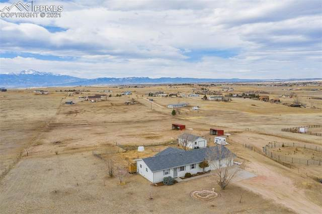 3220 Tackhouse Road, Peyton, CO 80831 (#6684596) :: The Harling Team @ HomeSmart
