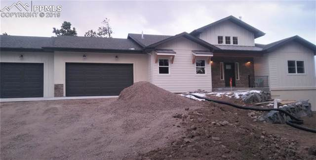 445 Wolverine Way, Monument, CO 80132 (#6685930) :: Action Team Realty