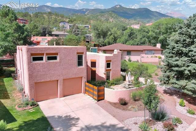 6 Sandra Lane, Manitou Springs, CO 80829 (#6693487) :: Dream Big Home Team | Keller Williams