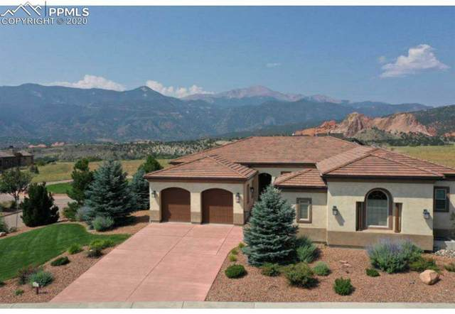 2912 Cathedral Park View, Colorado Springs, CO 80904 (#6703495) :: The Dixon Group