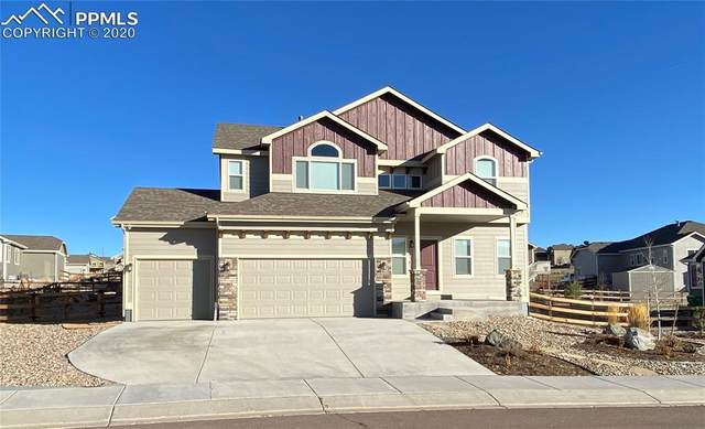 1264 Night Blue Circle, Monument, CO 80132 (#6708846) :: Action Team Realty