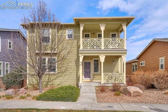 261 S Raven Mine Drive, Colorado Springs, CO 80905 (#6747609) :: Venterra Real Estate LLC