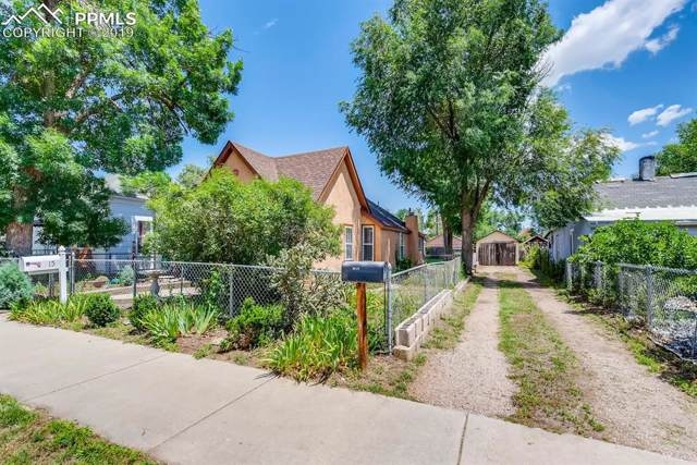 915 Sahwatch Street, Colorado Springs, CO 80903 (#6752526) :: Jason Daniels & Associates at RE/MAX Millennium