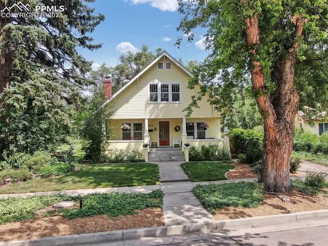 810 E Fontanero Street, Colorado Springs, CO 80907 (#6775134) :: Tommy Daly Home Team