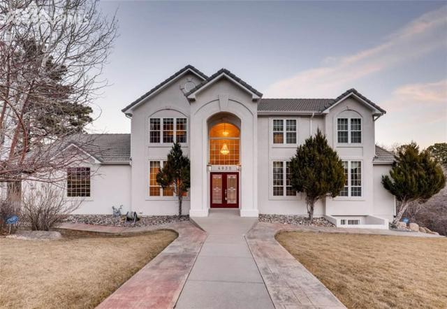 4935 Langdale Way, Colorado Springs, CO 80906 (#6775837) :: Jason Daniels & Associates at RE/MAX Millennium