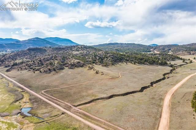 TBD County Road 21A Road, Canon City, CO 81212 (#6782840) :: Compass Colorado Realty