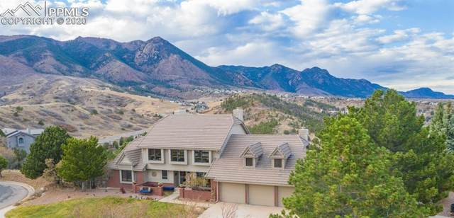 2020 Hunters Point Lane, Colorado Springs, CO 80919 (#6827023) :: The Kibler Group