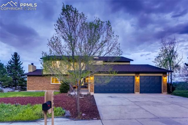 1345 Winding Ridge Terrace, Colorado Springs, CO 80919 (#6827498) :: Jason Daniels & Associates at RE/MAX Millennium