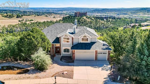 5435 Kates Drive, Colorado Springs, CO 80919 (#6829057) :: Tommy Daly Home Team
