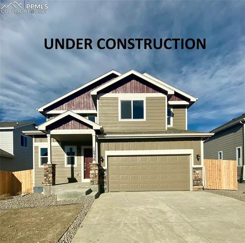 10740 Witcher Drive, Colorado Springs, CO 80925 (#6836731) :: The Kibler Group