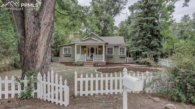 1532 W Cheyenne Road, Colorado Springs, CO 80906 (#6838868) :: Jason Daniels & Associates at RE/MAX Millennium