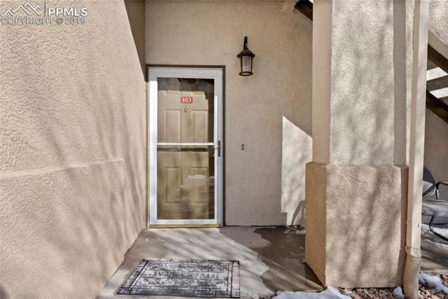 3764 Riviera Grove #103, Colorado Springs, CO 80922 (#6875941) :: The Peak Properties Group