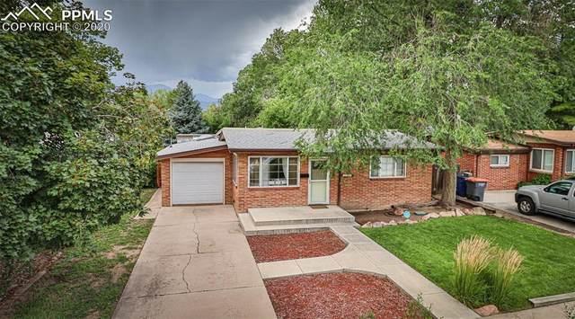1502 Custer Avenue, Colorado Springs, CO 80903 (#6893180) :: The Scott Futa Home Team