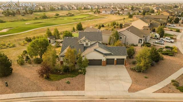9305 Winged Foot Road, Peyton, CO 80831 (#6900422) :: Finch & Gable Real Estate Co.