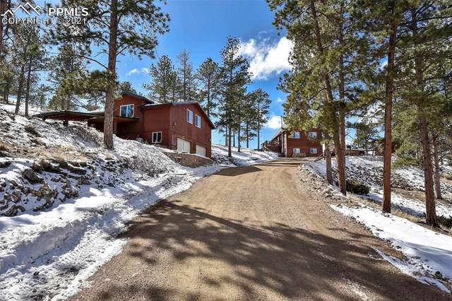 11396 County Road 102 Road, Guffey, CO 80820 (#6911386) :: 8z Real Estate