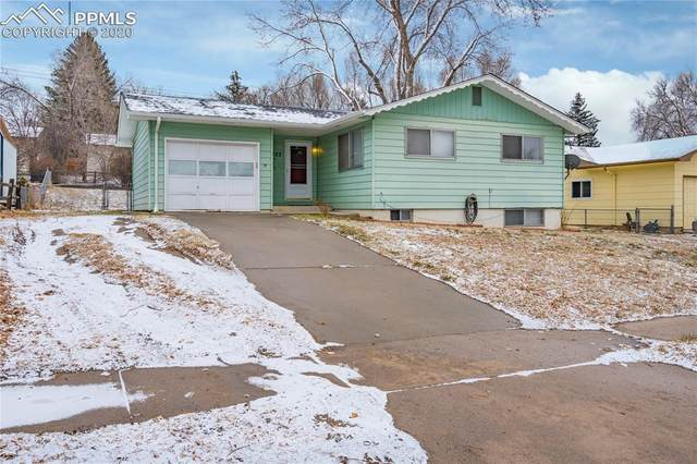 1323 Clemson Drive, Colorado Springs, CO 80909 (#6913030) :: The Kibler Group