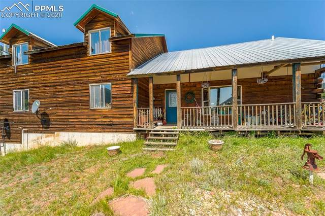 9620 Chipita Park Road, Cascade, CO 80809 (#6913993) :: Action Team Realty