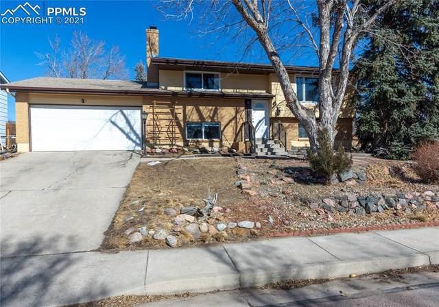 4603 Ranch Circle, Colorado Springs, CO 80918 (#6915347) :: The Dixon Group