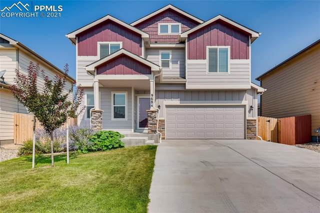 9684 Rubicon Drive, Colorado Springs, CO 80925 (#6917830) :: Tommy Daly Home Team