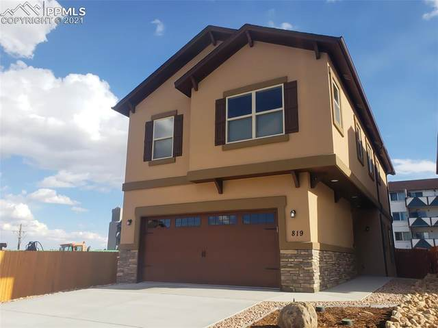 819 Redemption Point, Colorado Springs, CO 80905 (#6926448) :: CC Signature Group