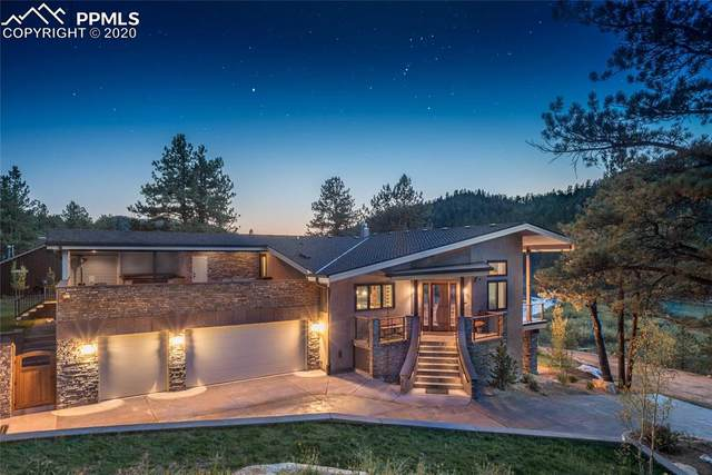 940 E Platte Road, Lake George, CO 80827 (#6949333) :: Venterra Real Estate LLC