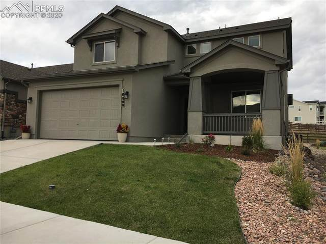 10809 Warm Sunshine Drive, Colorado Springs, CO 80908 (#6981736) :: Tommy Daly Home Team