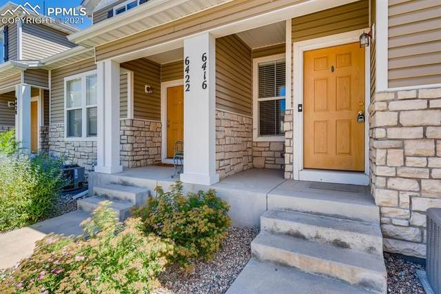 6416 Cavalry Point, Colorado Springs, CO 80923 (#6998452) :: Tommy Daly Home Team