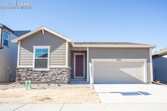 6362 Anders Ridge Lane, Colorado Springs, CO 80927 (#6998942) :: The Treasure Davis Team