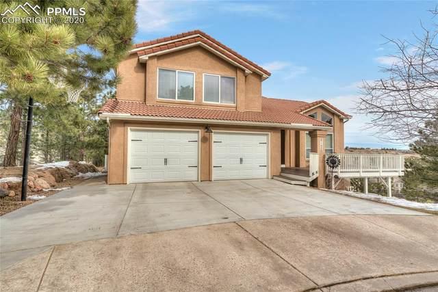 8190 Spire Court, Colorado Springs, CO 80919 (#7003595) :: The Kibler Group
