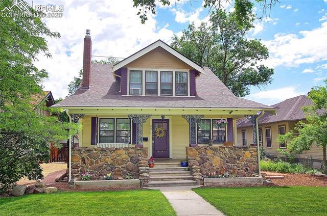 2011 N Cascade Avenue, Colorado Springs, CO 80907 (#7010032) :: 8z Real Estate