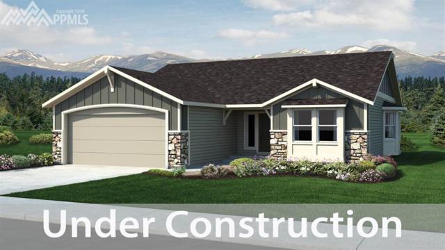 6996 Mustang Rim Drive, Colorado Springs, CO 80923 (#7031464) :: The Hunstiger Team