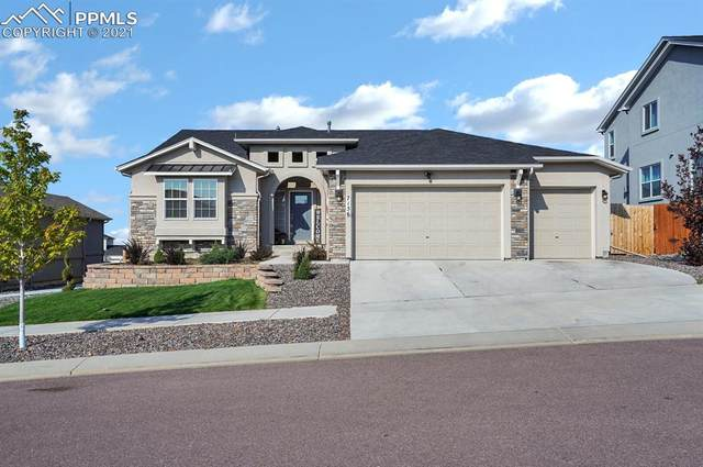 7156 Issaquah Drive, Colorado Springs, CO 80923 (#7033275) :: Tommy Daly Home Team